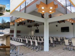 Albert & Woods Business and Professional Development Center Renovation