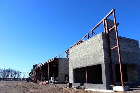 Midland Ford Construction