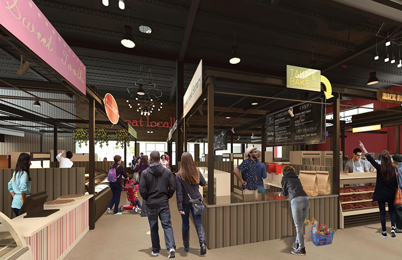 William A Kibbe Associates City Market_